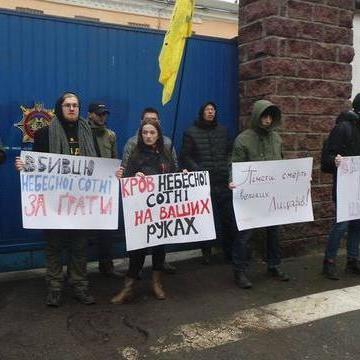 МВС відмовилося втручатися в блокаду Лук'янівського СІЗО, через яку зірвався відеодопит Януковича