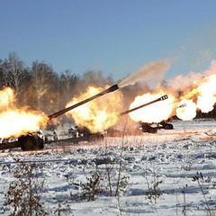 Українські військові знищили бліндаж бойовиків у Донецьку (відео)