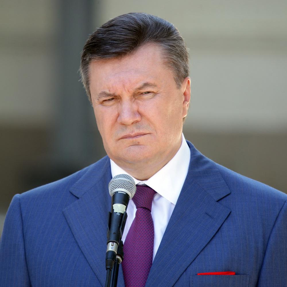 Янукович: «Я обурений!»