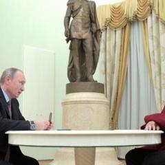 Путін подарував російське громадянство голлівудському акторові