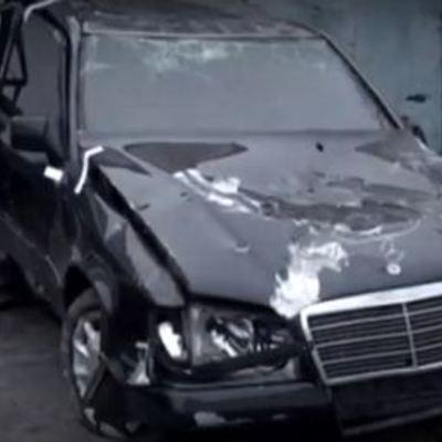 Мажори, розважаючись перегонами, вбили дитину на дорозі (відео)