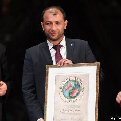В Стокгольмі вручали «альтернативного Нобеля»
