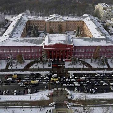 Фото дня: в мережу виклали дивовижну сферичну панораму Києва