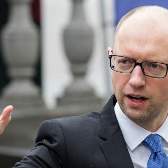 Яценюк в Брюсселі обговорюватиме безвізовий режим, стримування Росії і майбутнє ЄС, - Лубківський