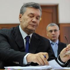 Янукович заявив, що досі не зняв з себе відповідальності президенства