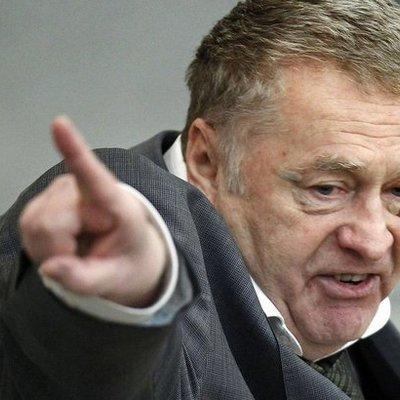 Жириновський розповів непристойний анекдот у прямому ефірі (відео)