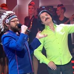 Зібров змагався із DZIDZIO у «реп-батлі» (відео)