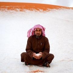 Саудівську Аравію засніжило (відео)