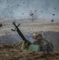 Ситуація в зоні АТО: 38 обстрілів із забороненого озброєння