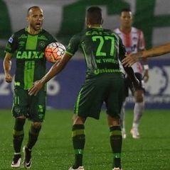 Розбився літак із бразильською футбольною командою