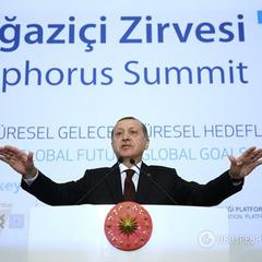 Ердоган ввів війська в Сирію для повалення Асада