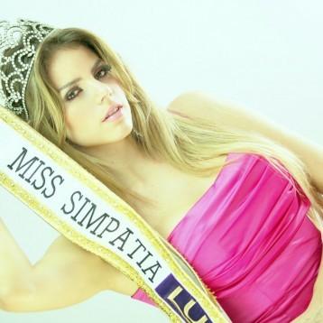 Бразильська королева краси показала, як її відлупцював екс-чоловік (відео)