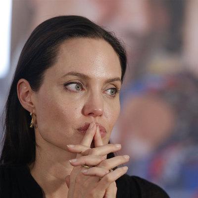 Анджеліна Джолі схудла до 34 кілограмів