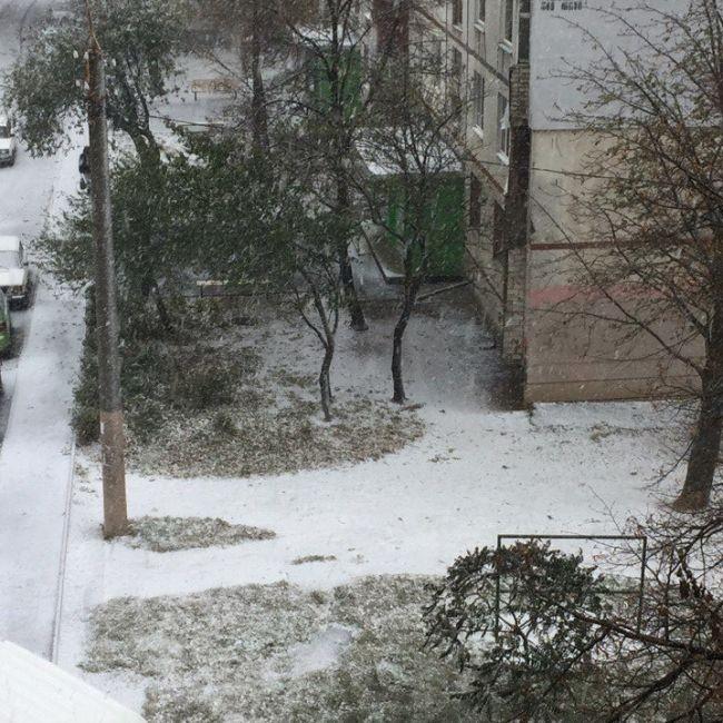 Зима почнеться з невеликого потепління