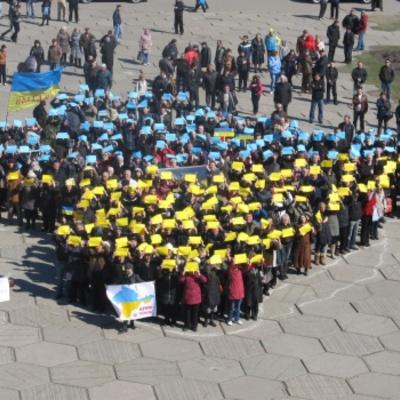 В окупованому Криму з'явилась вулиця Героїв Небесної сотні