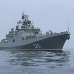 РФ вивела флот на позиції на захід від Криму - ЗМІ