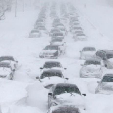 Завтра на Україну обрушиться потужний циклон «Санні»