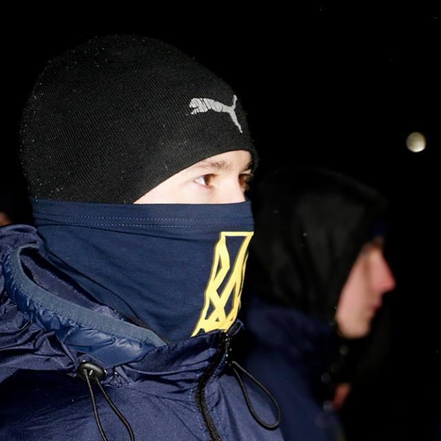 Марш Азова в Дніпрі: як це було (ВІДЕО, ФОТО)