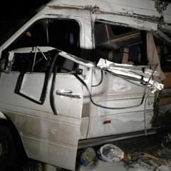 Аварія на Дніпропетровщині забрала життя п'ятьох людей