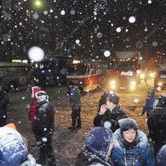 Обурені мешканці перекрили вулицю в Дніпрі