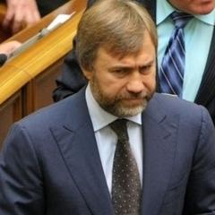 Луценко у Раді зачитує звинувачення щодо Новинського