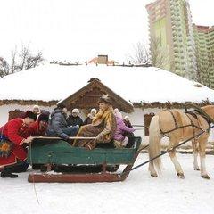 В столиці відкрили резиденцію Святого Миколая (фото)