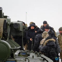В «Укроборонпромі» провели випробування «Мисливця»