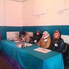 Вибори: у приміщенні дільниці на Дніпропетровщині обвалилася стеля