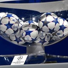 Ліга чемпіонів: результати жеребкування 1/8 фіналу