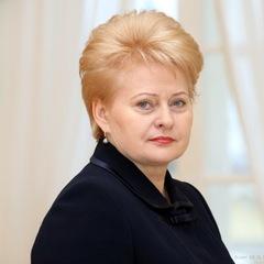 Грібаускайте повідомила, що саме завдає Україні більшої шкоди, ніж війна