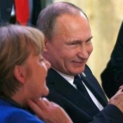 Путін в черговий раз побідкався Меркель на Україну