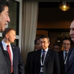 Путін знов осоромився в Японії