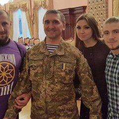 Сімейна підтримка Героя АТО генерала Гордійчука: фото, яке доводить до сліз