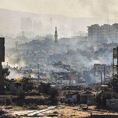 В сирійському Алеппо загинув командир російських десантників