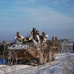 Сили АТО відбили атаку бойовиків під Світлодарськом