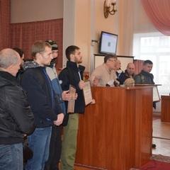 Антипремія «Вата року»: головного активіста у поширенні сепаратистських настроїв визничили у Кропивницькому (відео)
