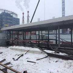 В Москві біля метро «Коломенська» стався вибух