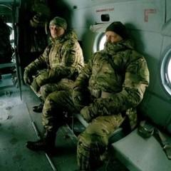 Турчинов побував на передовій на Світлодарській дузі (фото, відео)