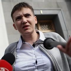 Савченко заявила, що теперішня влада не менш злочинна ніж попередня