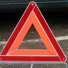 У Києві водій збив двох дітей на переході
