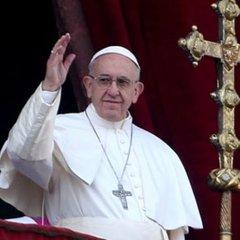 Папа Римський звернувся у різдвяному посланні до українців