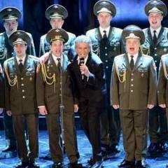 Італійський співак Тото Кутуньо ледь не полетів разом із хором Александрова