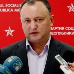 Президент Молдови пояснив, чому з його резиденції зняли прапор ЄС