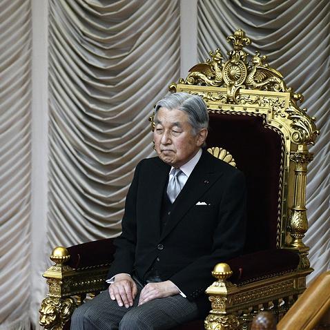 Імператор Японії востаннє звернеться з новорічним зверненням до жителів країни