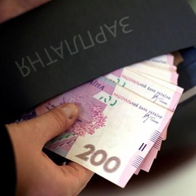 За «чорну зарплату» будуть штрафувати на 320 тисяч гривень