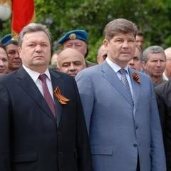 Голенко та компанія: генпрокуратура оголосила про підозру екс-очільникам Луганщини