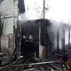 У Києві загинули четверо дітей під час пожежі в будинку