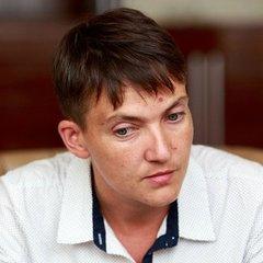 Савченко заявила про готовність зустрітися з лідерами терористів у Києві