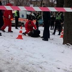 У Хмельницькому патрульні застрелили чоловіка (фото)