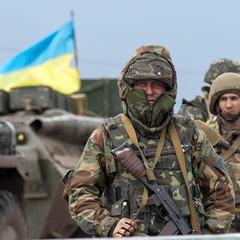 Відео-привітання бійцями АТО українців з Новим роком